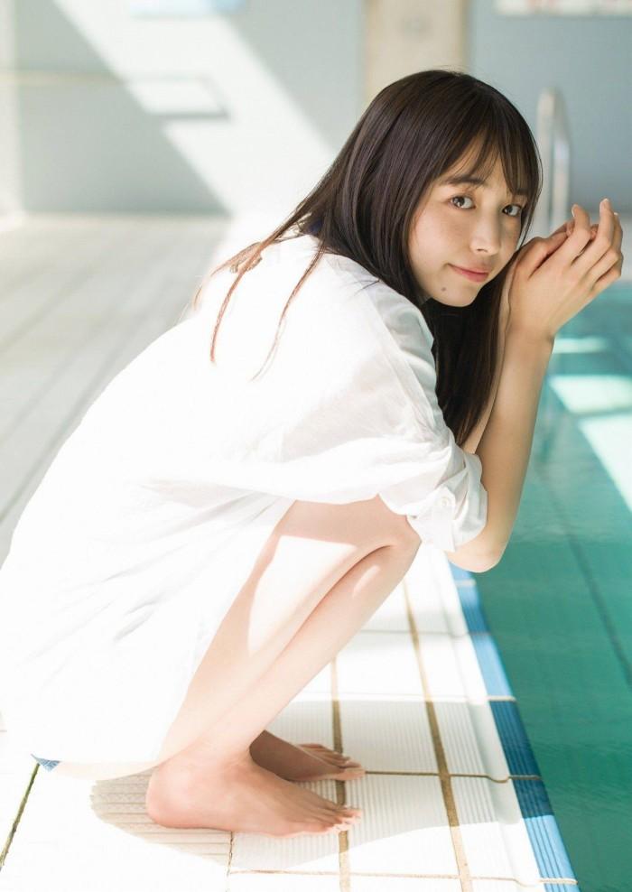 【井桁弘恵グラビア画像】仮面ライダーゼロワンでメインキャストに抜擢された美人女優 44