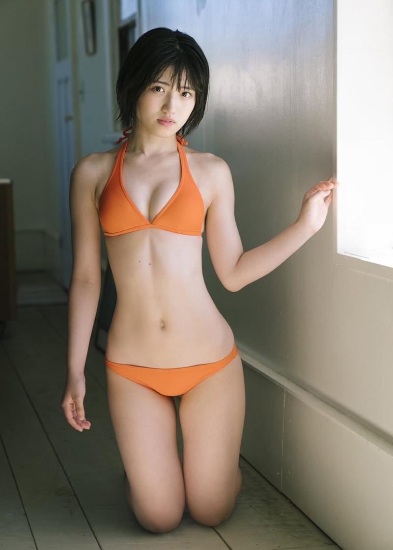 【村山彩希グラビア画像】子役スタートの女子がAKB48アイドルになり今やキャプテン! 15