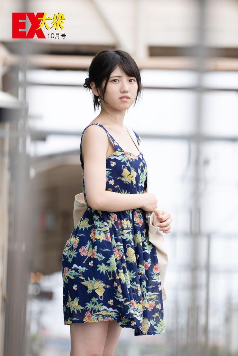 【村山彩希グラビア画像】子役スタートの女子がAKB48アイドルになり今やキャプテン! 39