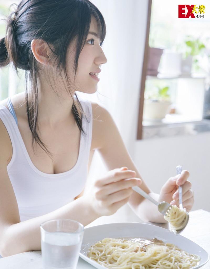 【村山彩希グラビア画像】子役スタートの女子がAKB48アイドルになり今やキャプテン! 47