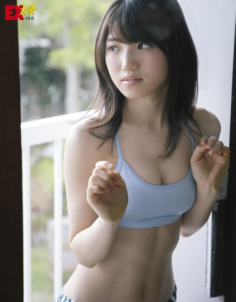 【村山彩希グラビア画像】子役スタートの女子がAKB48アイドルになり今やキャプテン! 48