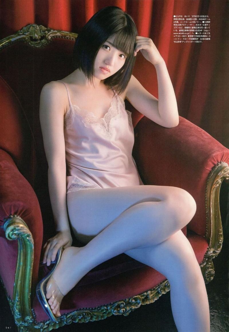 【村山彩希グラビア画像】子役スタートの女子がAKB48アイドルになり今やキャプテン! 50