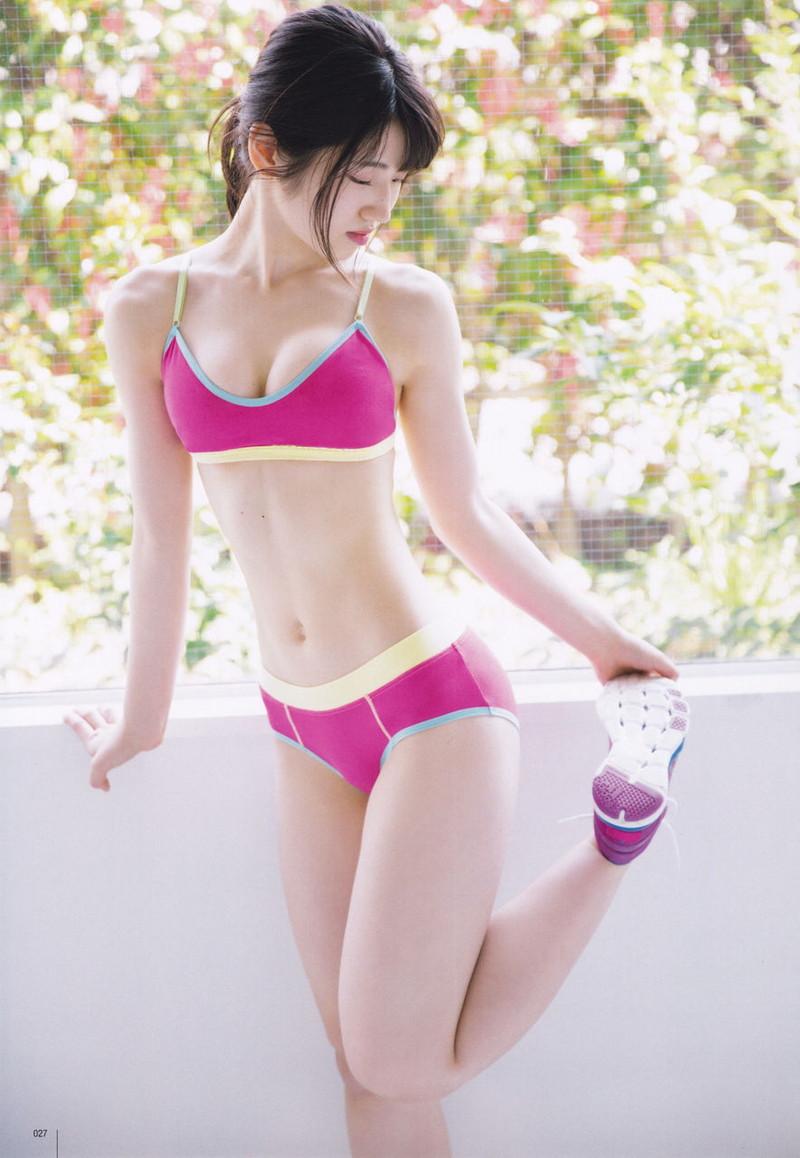 【村山彩希グラビア画像】子役スタートの女子がAKB48アイドルになり今やキャプテン! 52