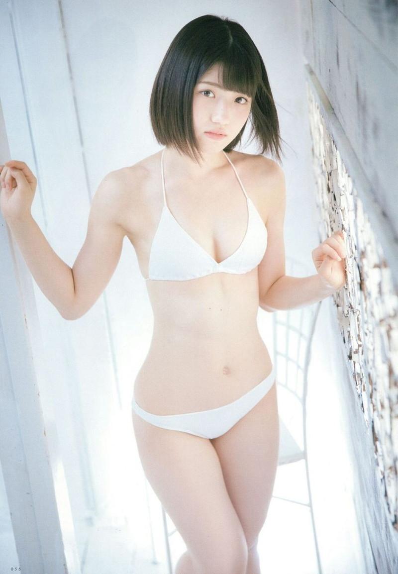 【村山彩希グラビア画像】子役スタートの女子がAKB48アイドルになり今やキャプテン! 54