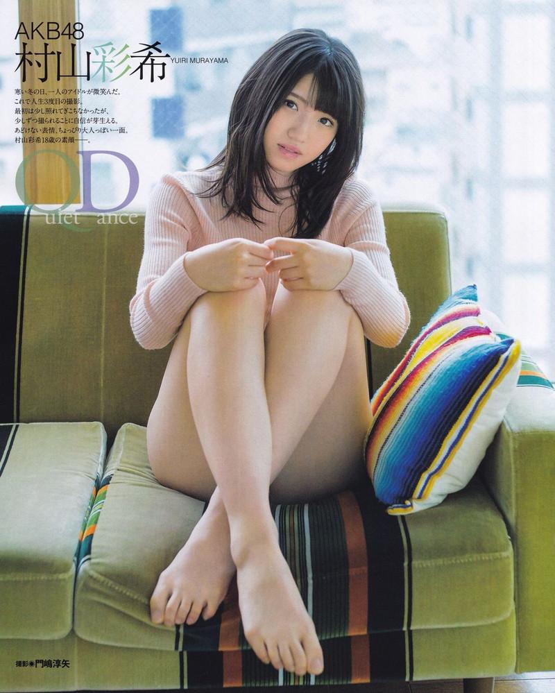 【村山彩希グラビア画像】子役スタートの女子がAKB48アイドルになり今やキャプテン! 79