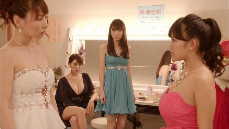【増田有華エロ画像】視線と谷間がめちゃくちゃセクシーな元AKB48アイドル 80