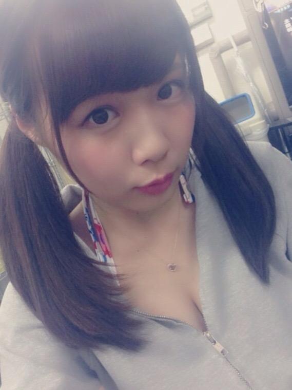 【計良日向子水着エロ画像】アキバ系アイドルグループのタレ目が可愛い巨乳娘! 25