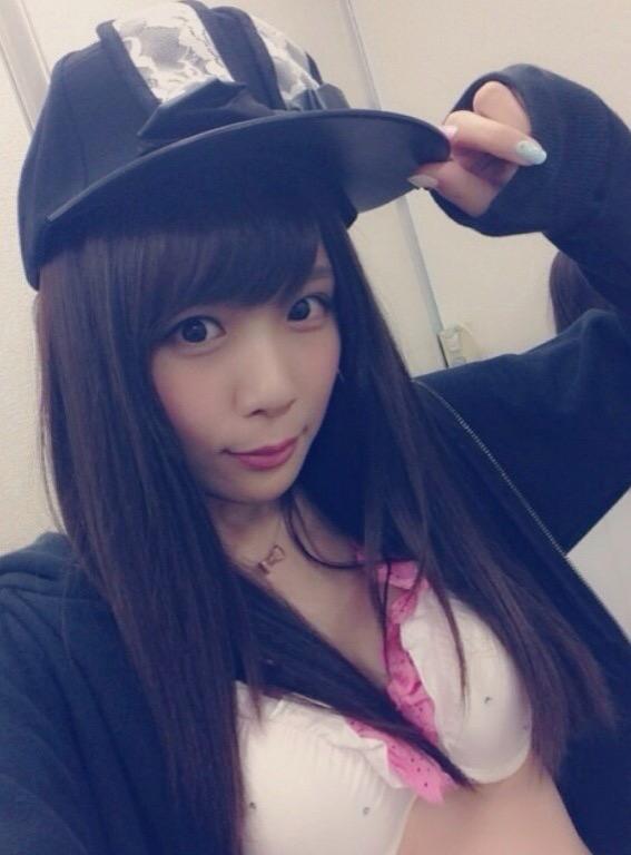 【計良日向子水着エロ画像】アキバ系アイドルグループのタレ目が可愛い巨乳娘! 47