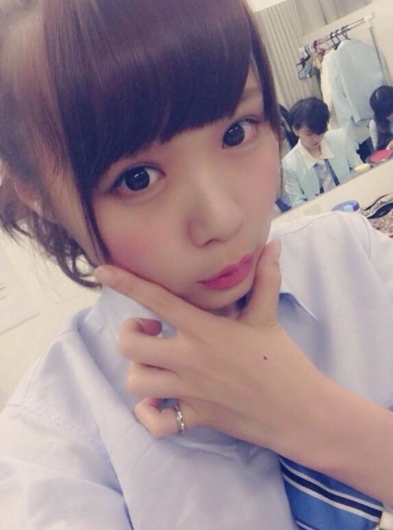 【計良日向子水着エロ画像】アキバ系アイドルグループのタレ目が可愛い巨乳娘! 50