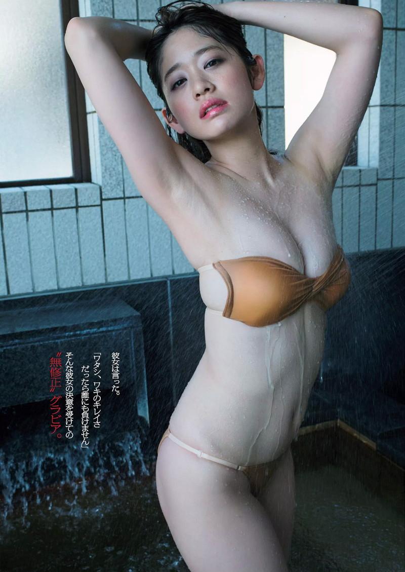 【池田裕子キャプ画像】記者会見で虫を食べるハメになった芸人気質のグラドルwwww 50