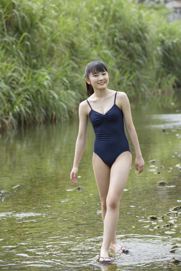 【森戸知沙希エロ画像】モー娘14期美少女アイドルのまだ幼さが残るグラビア写真 36