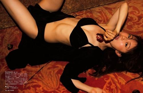 【松本まりか濡れ場画像】19歳で芸能界デビューしたベテラン女優のセックスシーン 67