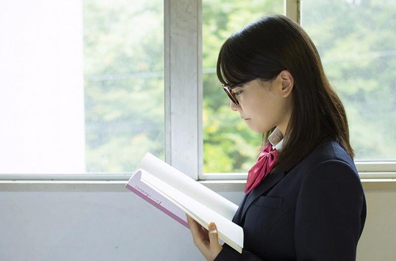 【松永有紗グラビア画像】地味なメガネをかけても美少女ってめっちゃ映えるなぁw 06