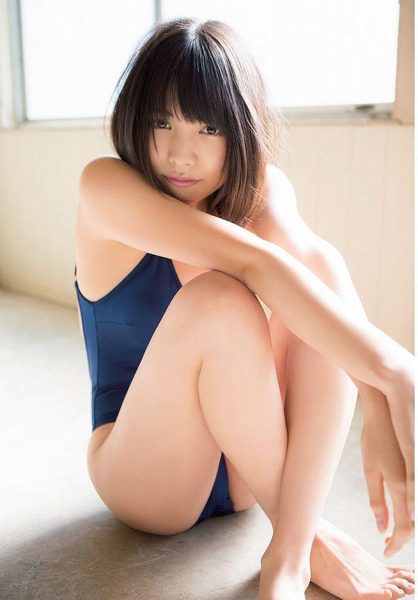 【松永有紗グラビア画像】地味なメガネをかけても美少女ってめっちゃ映えるなぁw 32