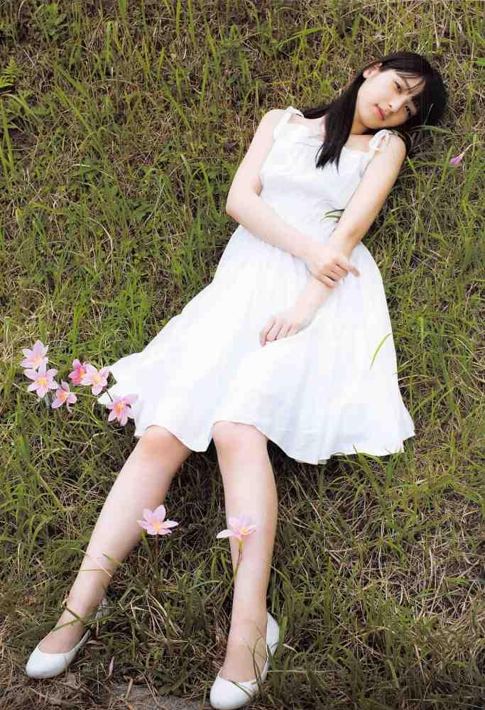 【松岡菜摘グラビア画像】めっちゃ細くてクビレた身体がエロい美少女アイドル 08