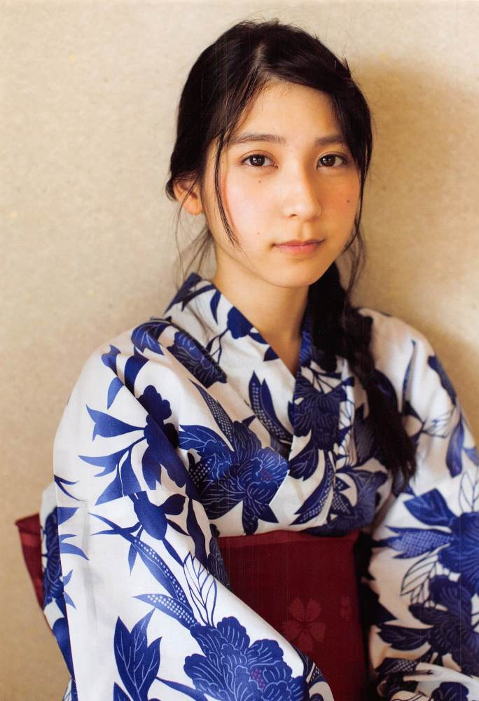 【松岡菜摘グラビア画像】めっちゃ細くてクビレた身体がエロい美少女アイドル 22
