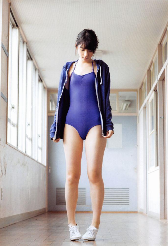 【松岡菜摘グラビア画像】めっちゃ細くてクビレた身体がエロい美少女アイドル 35