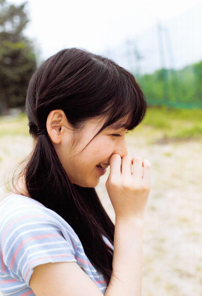 【松岡菜摘グラビア画像】めっちゃ細くてクビレた身体がエロい美少女アイドル 37