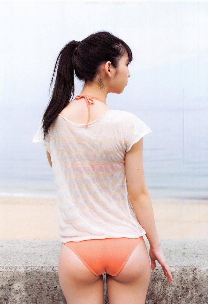 【松岡菜摘グラビア画像】めっちゃ細くてクビレた身体がエロい美少女アイドル 38