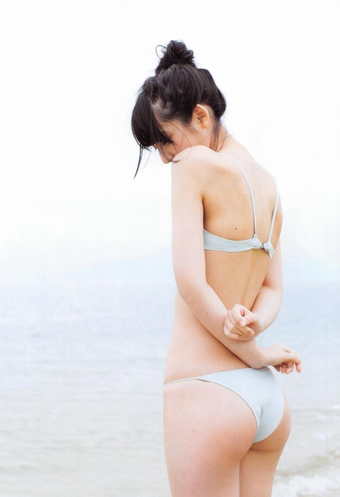 【松岡菜摘グラビア画像】めっちゃ細くてクビレた身体がエロい美少女アイドル 42