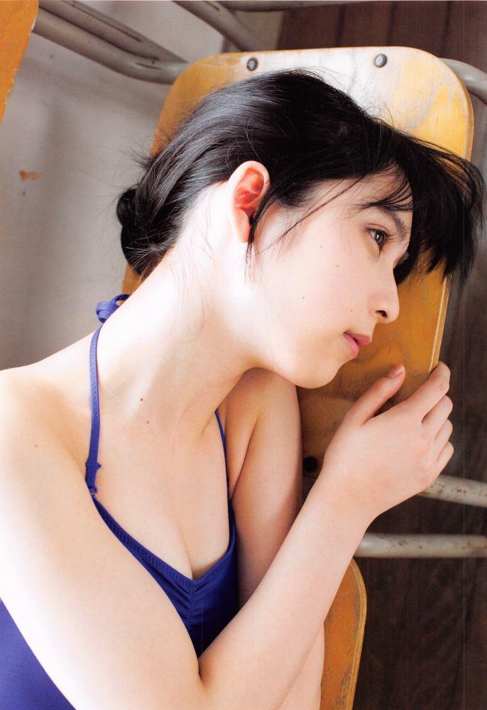 【松岡菜摘グラビア画像】めっちゃ細くてクビレた身体がエロい美少女アイドル 52
