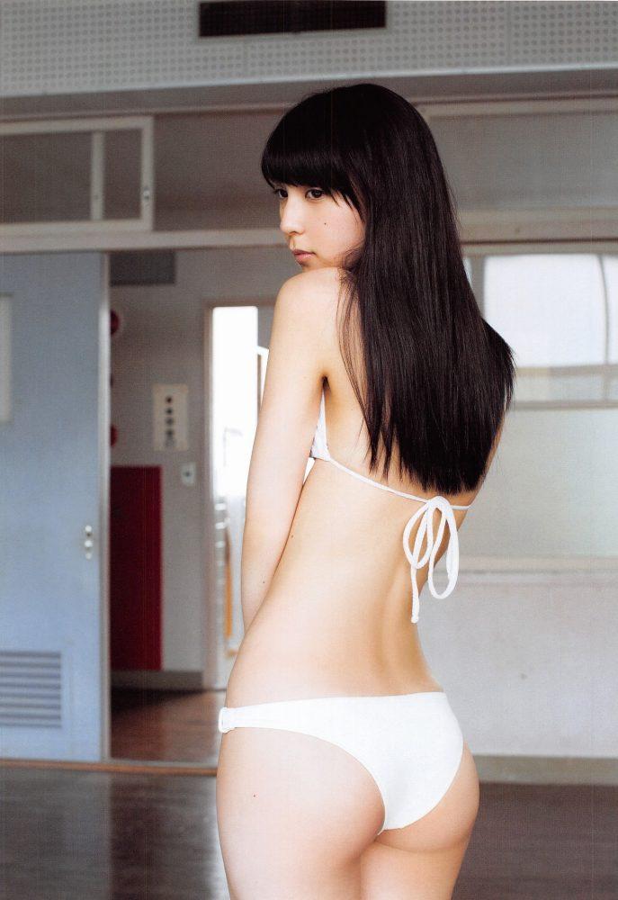 【松岡菜摘グラビア画像】めっちゃ細くてクビレた身体がエロい美少女アイドル 57