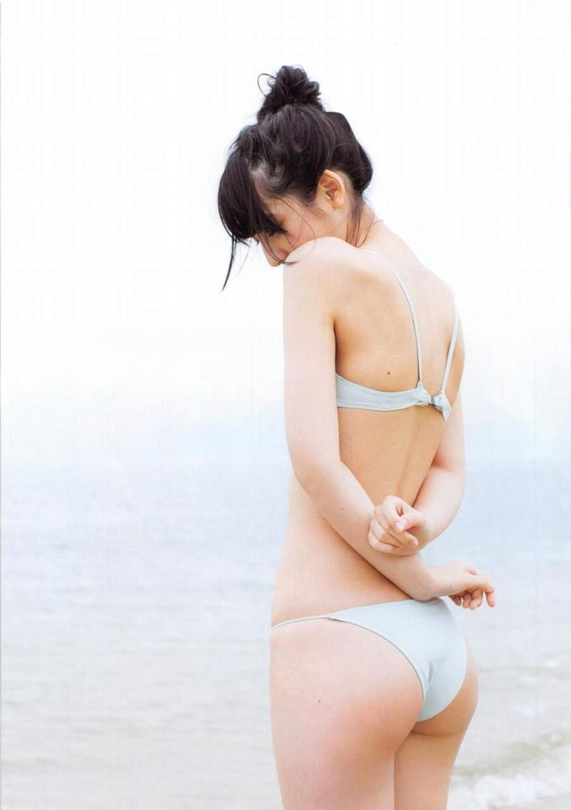 【松岡菜摘グラビア画像】めっちゃ細くてクビレた身体がエロい美少女アイドル 83