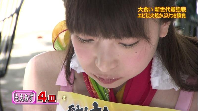 【もえのあずきキャプ画像】永遠の16歳とかいうアラサーアイドルのフェラ画像wwww 18