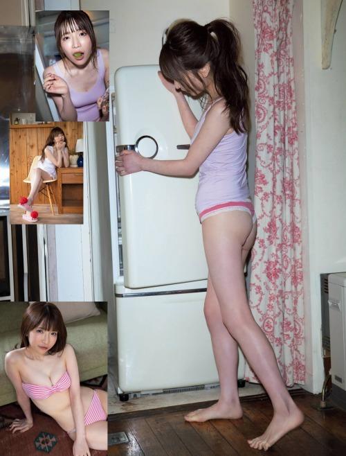 【もえのあずきキャプ画像】永遠の16歳とかいうアラサーアイドルのフェラ画像wwww 56