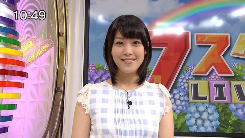 【鷲見玲奈グラビア画像】テレビ東京の人気美人女子アナが水着に挑戦するって!?