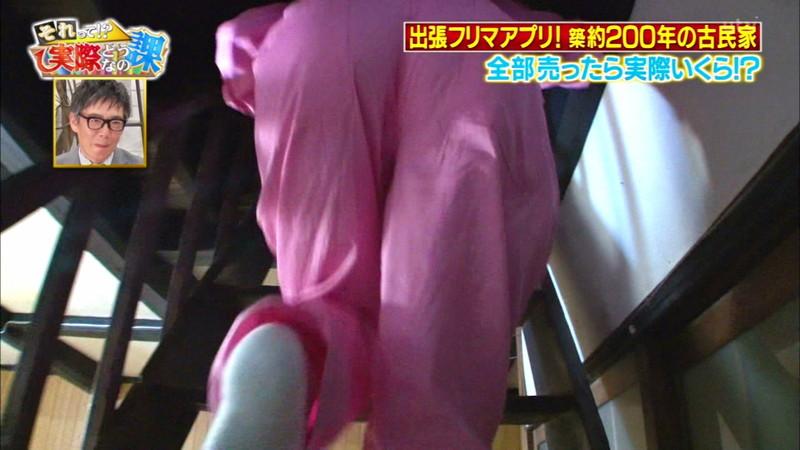 【緑川静香キャプ画像】貧乏女優を売りにしてテレビ出演していた女優の尻アップw 09