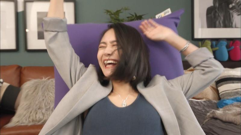 【緑川静香キャプ画像】貧乏女優を売りにしてテレビ出演していた女優の尻アップw 77