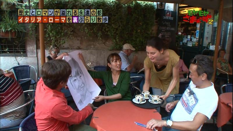 【キャプエロ画像】さまぁ~ずの番組で観られた美女たちのチラリエロシーン 08