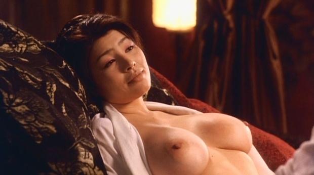 【松坂南濡れ場画像】AVみたいなセックスシーンを撮ってるLカップ爆乳グラドル 65