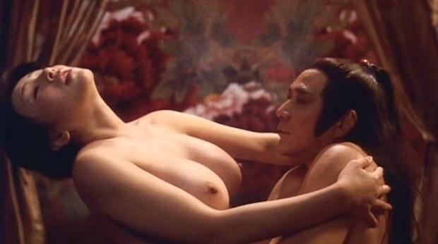 【松坂南濡れ場画像】AVみたいなセックスシーンを撮ってるLカップ爆乳グラドル 70