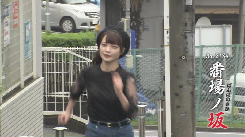 【新谷姫加キャプ画像】ジュニアアイドル出身の可愛いグラドルが全力疾走チャレンジ! 06