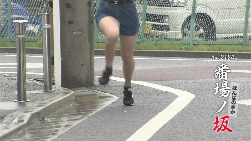 【新谷姫加キャプ画像】ジュニアアイドル出身の可愛いグラドルが全力疾走チャレンジ! 09