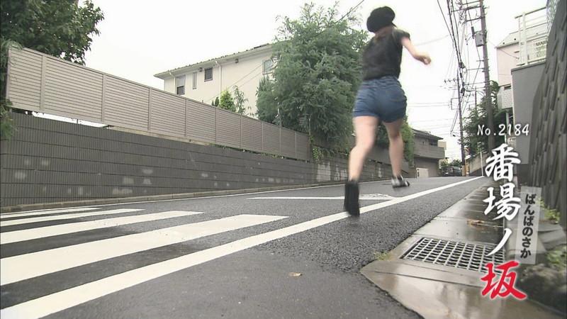 【新谷姫加キャプ画像】ジュニアアイドル出身の可愛いグラドルが全力疾走チャレンジ! 13