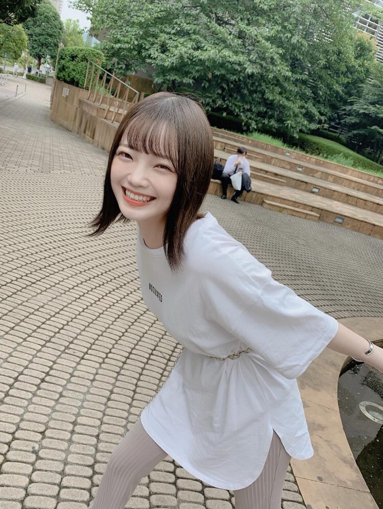 【新谷姫加キャプ画像】ジュニアアイドル出身の可愛いグラドルが全力疾走チャレンジ! 51