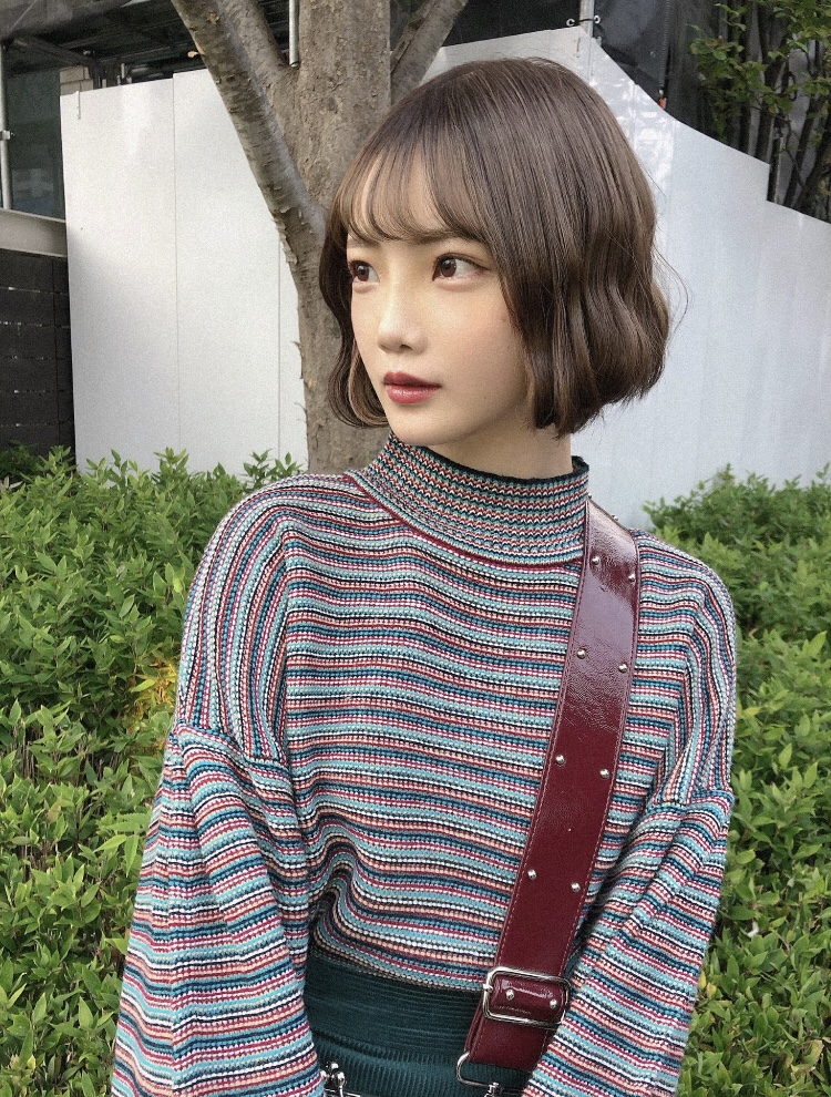 【新谷姫加キャプ画像】ジュニアアイドル出身の可愛いグラドルが全力疾走チャレンジ! 68
