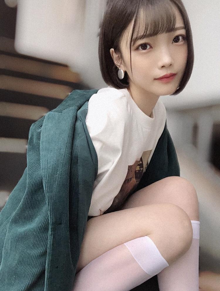 【新谷姫加キャプ画像】ジュニアアイドル出身の可愛いグラドルが全力疾走チャレンジ! 69