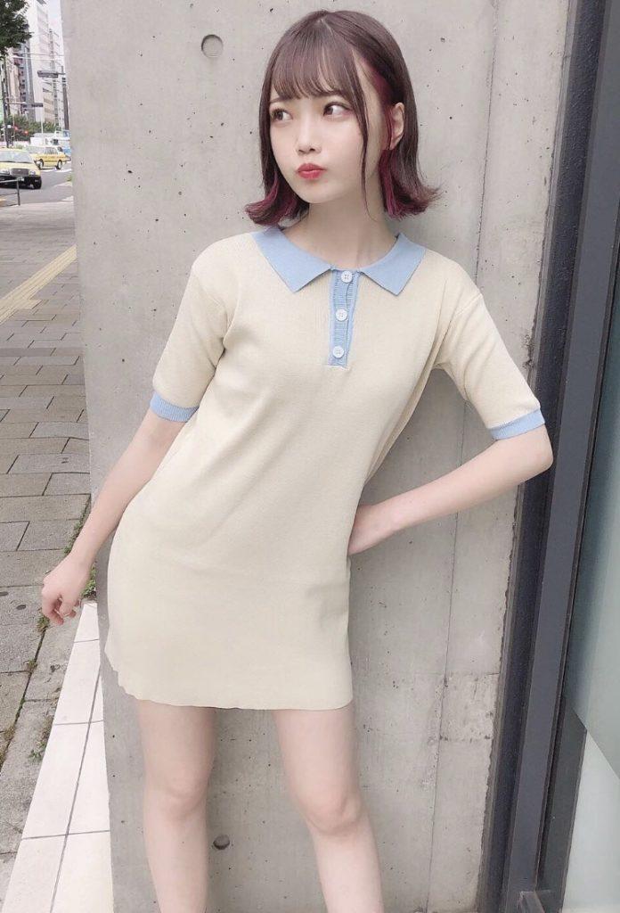 【新谷姫加キャプ画像】ジュニアアイドル出身の可愛いグラドルが全力疾走チャレンジ! 74