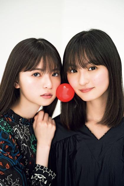 【遠藤さくらキャプ画像】ファッション雑誌の専属モデルに抜擢された乃木坂アイドル 40