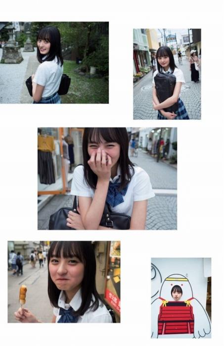 【遠藤さくらキャプ画像】ファッション雑誌の専属モデルに抜擢された乃木坂アイドル 42