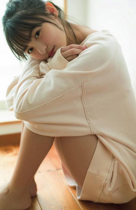 【遠藤さくらキャプ画像】ファッション雑誌の専属モデルに抜擢された乃木坂アイドル 46