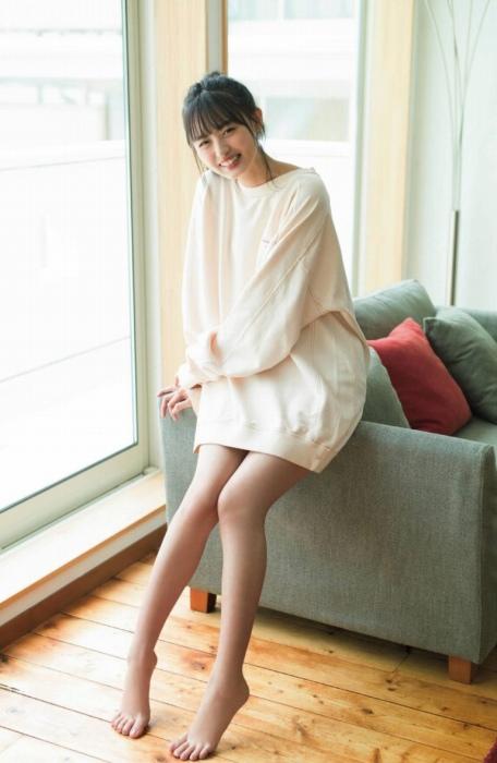 【遠藤さくらキャプ画像】ファッション雑誌の専属モデルに抜擢された乃木坂アイドル 49
