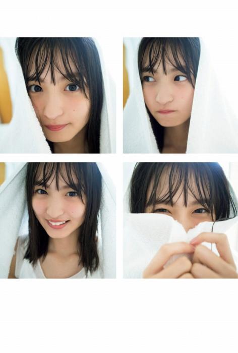 【遠藤さくらキャプ画像】ファッション雑誌の専属モデルに抜擢された乃木坂アイドル 55