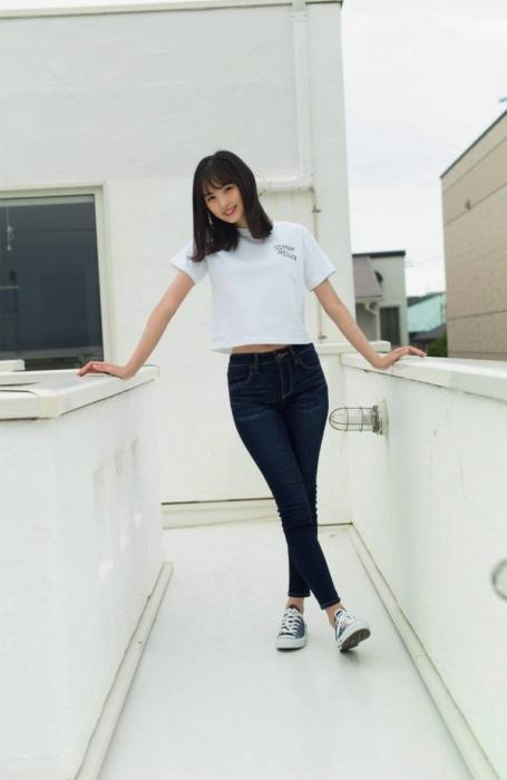 【遠藤さくらキャプ画像】ファッション雑誌の専属モデルに抜擢された乃木坂アイドル 58