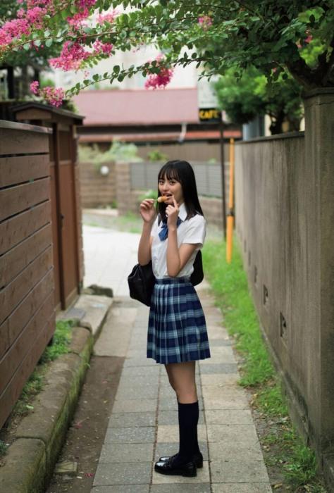 【遠藤さくらキャプ画像】ファッション雑誌の専属モデルに抜擢された乃木坂アイドル 60