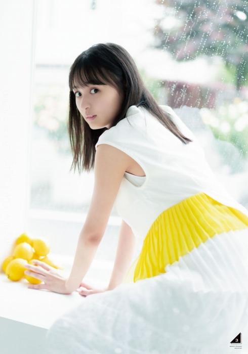 【遠藤さくらキャプ画像】ファッション雑誌の専属モデルに抜擢された乃木坂アイドル 63